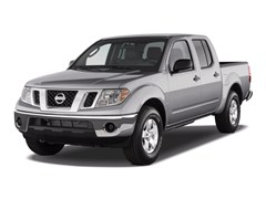 2010 Nissan Frontier Crew Cab Photo
