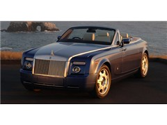 2008 Rolls-Royce Drophead Photo