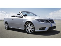 2009 Saab 9-3 Convertible Photo