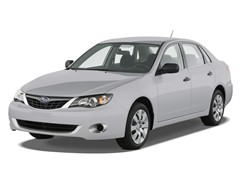 2009 Subaru Impreza Photo