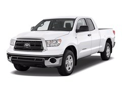 2010 Toyota Tundra Double Cab 4X4 Photo