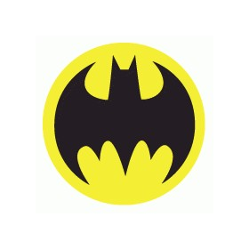 Batman Round Logo - BrandProfiles.com
