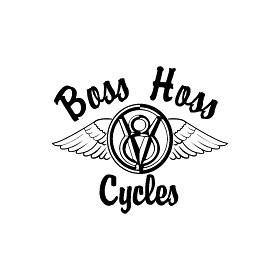 hoss logo boss hoss logo