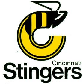Cincinnati Stingers Primary Logo
