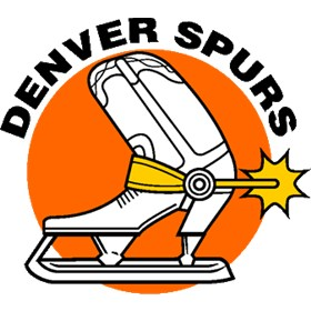 Denver Spurs Primary Logo