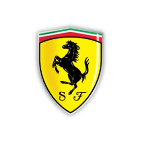 Ferrari Emblem Logo