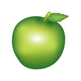 green apple LogoGreen Apple Logo