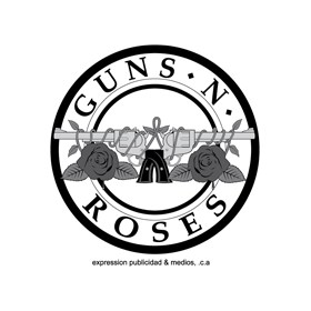 guns n roses logo choose logo format graphic interchange format 16    Guns N Roses Logo Black And White