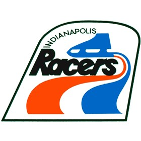 Indianapolis Racers Primary Logo