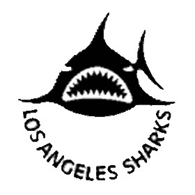 Los Angeles Sharks Alternate Logo
