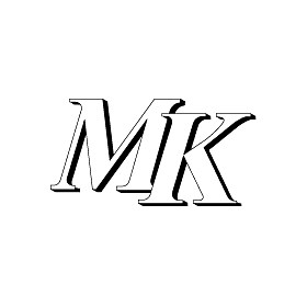 mk logo choose l...K M Love Logo