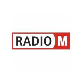 music radio station radio m logo brandprofiles com