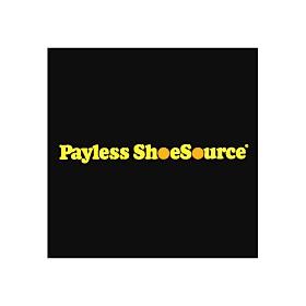Black, Square Payless ShoeSource Logo | BrandProfiles.com