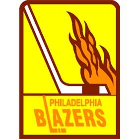 Philadelphia Blazers Primary Logo