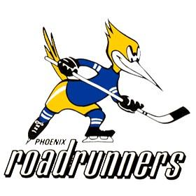 Phoenix Roadrunners Primary Logo