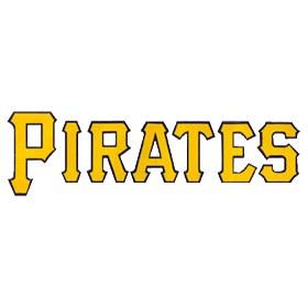 Pirates Baseball Logo Font