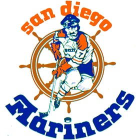 San Diego Mariners Primary Logo