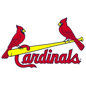 St Louis Cardinals Vector Logo  Art Free Vector