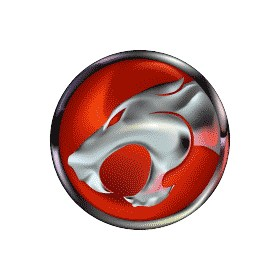 Thunder  Logo on Thundercats Logo     Juggle Com