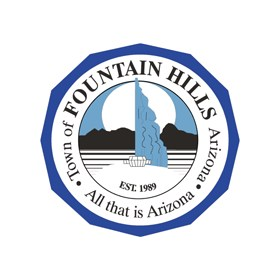 Town of Fountain Hills Logofountain hills town