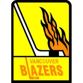 Vancouver Blazers Primary Logo