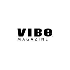 Vibe magazine logo
