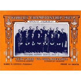 World Series Program Program