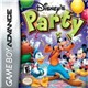 Disney's Party for Game Boy Advance (GBA)