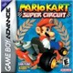 Mario-Kart Super Circuit for Game Boy Advance (GBA)