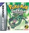 Pokemon Emerald Version Cover