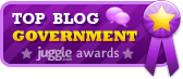 Top Government Blog Award